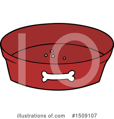 Food Bowl Clipart #1509107 by lineartestpilot