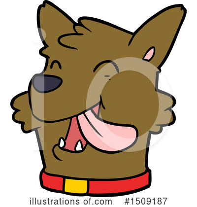 Dog Clipart #1509187 by lineartestpilot
