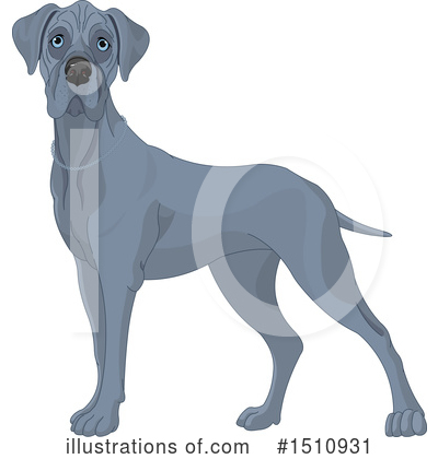 Dog Clipart #1510931 by Pushkin