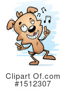Dog Clipart #1512307 by Cory Thoman