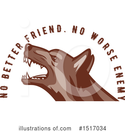 German Shepherd Clipart #1517034 by patrimonio