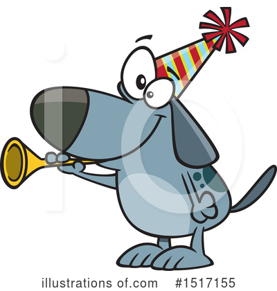 Dog Clipart #1517155 by toonaday