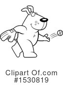 Dog Clipart #1530819 by Cory Thoman