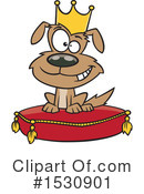 Dog Clipart #1530901 by toonaday