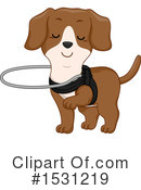 Dog Clipart #1531219 by BNP Design Studio