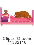 Dog Clipart #1532116 by Graphics RF