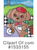 Dog Clipart #1533155 by Maria Bell