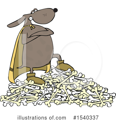 Dog Clipart #1540337 by djart