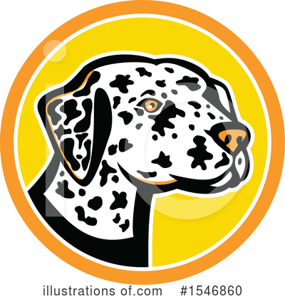 Dog Clipart #1546860 by patrimonio