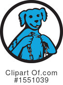 Dog Clipart #1551039