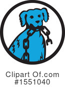 Dog Clipart #1551040