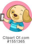 Dog Clipart #1551365 by BNP Design Studio