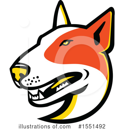Dog Clipart #1551492 by patrimonio