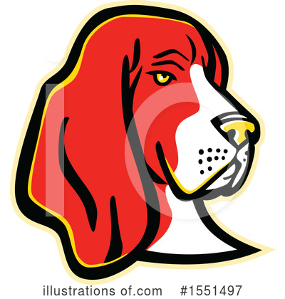 Dog Clipart #1551497 by patrimonio