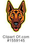 Dog Clipart #1559145 by patrimonio