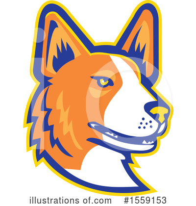 Dog Clipart #1559153 by patrimonio