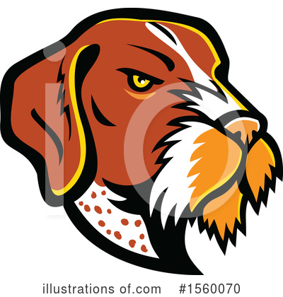 Dog Clipart #1560070 by patrimonio