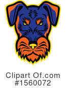 Dog Clipart #1560072 by patrimonio