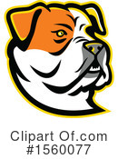 Dog Clipart #1560077 by patrimonio