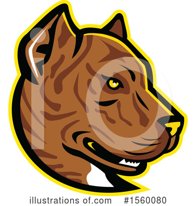 Dog Clipart #1560080 by patrimonio