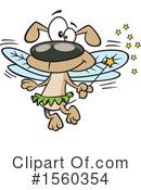 Dog Clipart #1560354 by toonaday