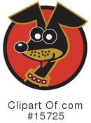 Dog Clipart #15725 by Andy Nortnik