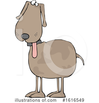 Dog Clipart #1616549 by djart