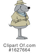Dog Clipart #1627664 by djart