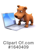 Dog Clipart #1640409 by Steve Young
