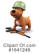 Dog Clipart #1641248 by Steve Young