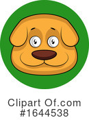 Dog Clipart #1644538 by Morphart Creations