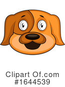 Dog Clipart #1644539 by Morphart Creations