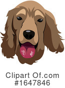Dog Clipart #1647846 by Morphart Creations
