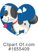 Dog Clipart #1655409 by Morphart Creations