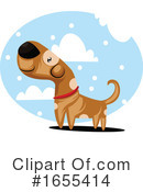 Dog Clipart #1655414 by Morphart Creations
