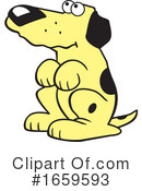 Dog Clipart #1659593 by Johnny Sajem