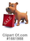 Dog Clipart #1661988 by Steve Young