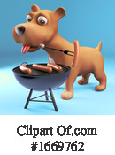 Dog Clipart #1669762 by Steve Young