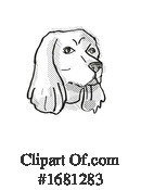 Dog Clipart #1681283 by patrimonio