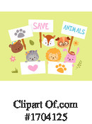 Dog Clipart #1704125 by BNP Design Studio