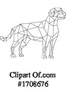 Dog Clipart #1708676 by patrimonio
