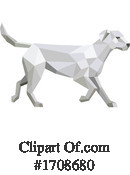 Dog Clipart #1708680 by patrimonio