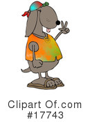 Dog Clipart #17743 by djart