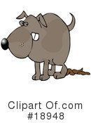Dog Clipart #18948 by djart