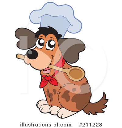 Dog Clipart #211223 by visekart