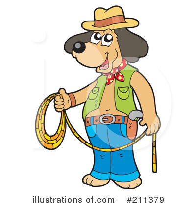Cowboy Clipart #211379 by visekart