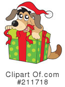 Dog Clipart #211718