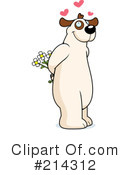 Dog Clipart #214312 by Cory Thoman