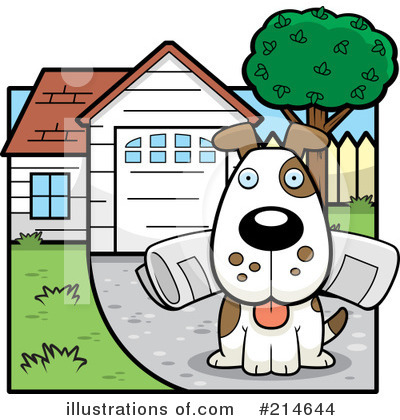 House Clipart #214644 by Cory Thoman