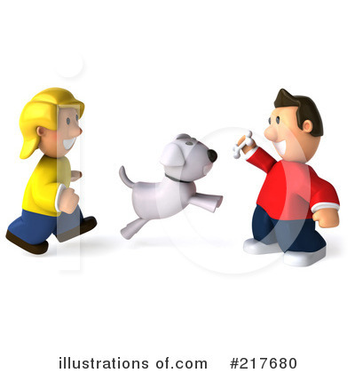 Family Clipart #217680 by Julos